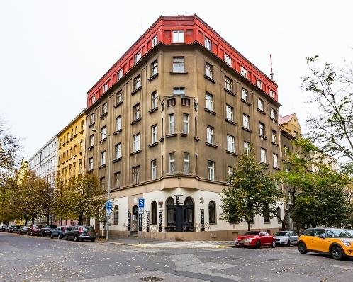 Byt Praha 2 ul. Lucemburská